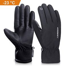 Energetic Winter Touch Screen Gloves Men Warm Windproof Glove For Men Fashion Classic Black Pink Blue Mitts Men Back To Search Resultsapparel Accessories