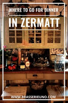 Zermatt Schweiz: Discover the cosiest new restaurant in the ski village of Zermatt, Switzerland. Lunch Menu, Dinner Menu, Tempura Vegetables, Roasted Baby Potatoes, Sweet Corn Soup, Dinner Reservations, Roasted Pear, Grilled Tofu, Casual Restaurants
