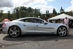 Fisker - Alpine Concours 2011 - Photo Courtesy Innocenzo Jimmy Ciorra Photography