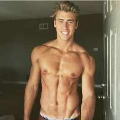 Image via We Heart It #beautiful #blonde #boi #boy #crush #free #guy #gym #hair #handsome #happy #heart #laugh #live #man #smile #wild #workout #young #perfect #love #fairhair