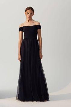 46e3ebb540f Amsale Tulle Skirt Bridesmaid