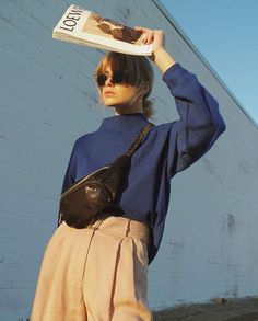 Lovely shades of blue via Vintage Outfits Blue courtneyruthie Lovely shades Looks Style, Style Me, Book Modelo, Look Fashion, Womens Fashion, Fall Fashion, Fashion Mode, Fashion Shoot, Fashion Fashion