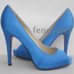 Feng yu lei ; love this shade of blue