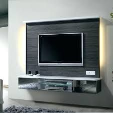 Wall Hanging Tv Cabinet Hanging Cabinet Bedroom Stand Hidden With