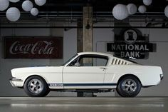 1965 Ford Mustang Shelby GT350 Profile