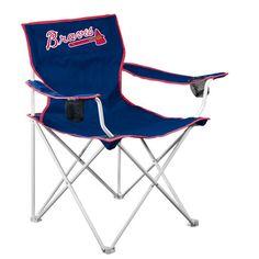 Atlanta Braves MLB Deluxe Chair