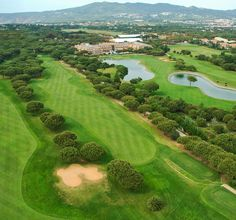 Hotel Quinta da Marinha is a great golf course to visit for your golfing breaks in the Algarve