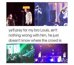 But he knows where Hazza is  LARRY IS REAL AND STRONG