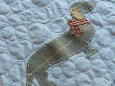 Snosage Dog - Molly Flanders