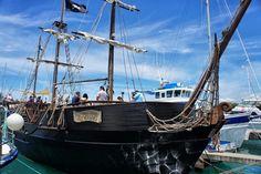ハワイの海に海賊船が!? 噂のクルーズに大興奮!|おもてなしハワイ|CREA WEB(クレア ウェブ)