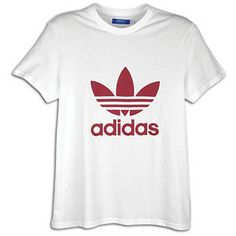 90334edbb25ab Adidas Originals Trefoil Tee Mens White Black Logo Cotton T-Shirt Size XL