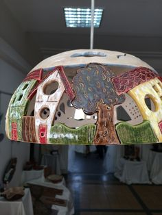 My design ,ceramic lamp,seramik avize,ceramic light