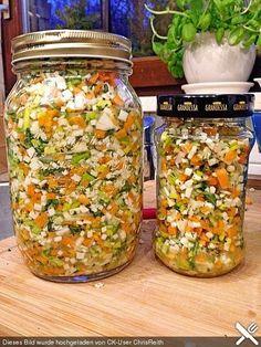 Eingesalzenes Gemüse für Gemüsebrühe, ein leckeres Rezept aus der Kategorie Vegan. Bewertungen: 116. Durchschnitt: Ø 4,7.