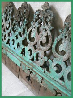 Patina, history, and a story not yet told