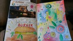 Such a beautiful city is Budapest. I Such enjoying this gorious place. Part 2 #artjournal #newentry #mixedmedia #larimaresart #pencil #aquarel #budapest #beautifuldestinations