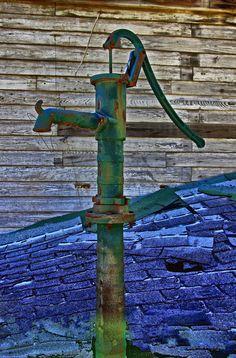 Green Pump by Jerry Bain, via 500px