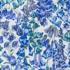 Tissu liberty of london, motif birkbeck'