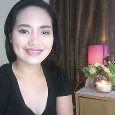 Currently filming a challenge video. Lipstick only challenge So in love with this girl, i mean with this lippie 😂😁 from this is in the shade 350 out with a bang (matte) . Tagalog, Filipina, Matte Lipstick, Bangs, Challenge, Shades, Photo And Video, Film, Youtube
