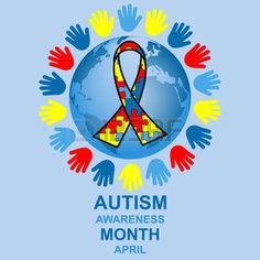Image result for autism awareness month 2019