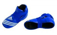 ITF Taekwon-Do Adidas Super Safety Kicks Blue. £35.99  www.kicksports.co.uk/sparring/adidas-super-safety-kicks-blue.html