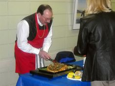 Gourmet Guys Event at Yankton Community Library, 2010. #SDSLCornerstone