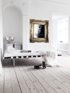 Annika von holdt - Beautiful black and white home decor style that will make you dream about it day and knight...