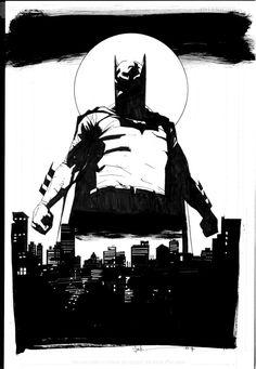 JOCK! Batman Begins