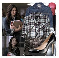"""Allison Argent-Wolf's Bane"" by elenadobrev90 ❤ liked on Polyvore featuring Episode, Chanel, rag & bone, Chicnova Fashion, Rails, Treesje, L.K.Bennett, TeenWolf, allisonargent and tw"
