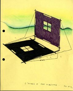 Design Methaphors, Ettore Sottsass, 1974, courtesy CSAC, Università di Parma, sezione Progetto / Ettore Sottsass / Dall'Austerità alla Partecipazione.