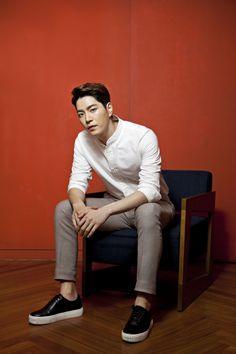 [metroseoul] 20150507 HongJongHyun For Media Interview Hong Jong Hyun, Jung Hyun, Jong Suk, Korean Star, Korean Men, Asian Actors, Korean Actors, Kdrama, Scarlet Heart