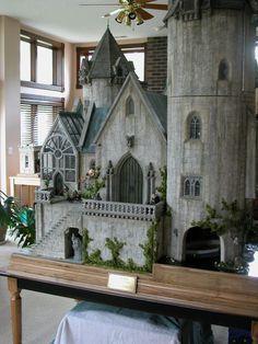 Hogwarts Dollhouse - /r/dollhouses - Imgur