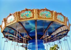 Silly Symphony Swings at Disneyland's California Adventures