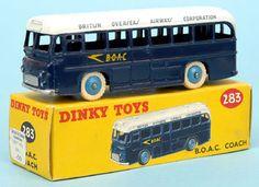 #283 BOAC coach