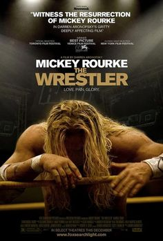 Directed by Darren Aronofsky. With Mickey Rourke, Marisa Tomei, Evan Rachel Wood, Mark Margolis. A faded professional wrestler must retire, but finds his quest for a new life outside the ring a dispiriting struggle. Mickey Rourke, Hd Movies, Film Movie, Movies To Watch, Movies Showing, Movies And Tv Shows, Netflix, Love Pain, Toronto Film Festival