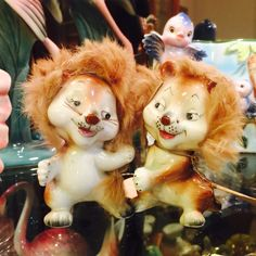 Lovin' Lions by Enesco available at Bob's Good Junk