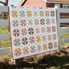 Cross & Crown Digital Quilt Pattern