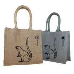 Scumbag ratbag bag grey