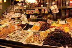 La Canasta - Atarazanas - Málaga - España Fried Fish, Andalucia, Malaga, Tapas, Fries, Spain, Breakfast, Unique, Food