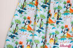 lillestoff » Dinobande « // Design: Mia Maigrün // ausverkauft