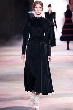 Ulyana Sergeenko Fall 2013 Couture Fashion Show - Irina Nikolaeva (OUI)
