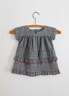 Oliver + S Ice Cream Dress by olive bunny, via Flickr