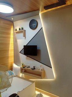 Wardrobe Interior Design, Interior Design Companies, Home Interior Design, Interior Decorating, Tv Unit Furniture Design, Bed Furniture, Luxury Furniture, Wall Unit Designs, Living Room Tv Unit Designs