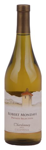 In stock - 13,–€ 2011 R.Mondavi Private Selection Chardonnay, white dry , USA - 87pt Wine of yellow colour with expressive fruity aroma, mainly oranges and grapefruits, vanilla together with smoke and with mineral-earthy undertones. In its taste this wine is nicely structured with rich fruitiness of mellowed fruit, soft minerality and playful acids, in aftertaste long spicy-vanilla, tones of pumpkin, with deep perception and general great character.
