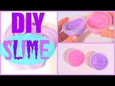 How to make real slime no borax and glue very easy and cheap today i am going to be showing you how i made this really simple slime without borax or liquid starch this was one of the easiest diys ccuart Choice Image