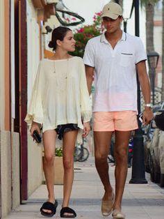 GaliciaStoessel: TiniStoessel y Pepe Barroso juntos en Ibiza y form...