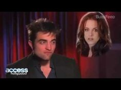 Robert Pattinson interviews where he makes fun of Twilight. I can't believe it, I think I actually take back everything bad I've ever said about him.