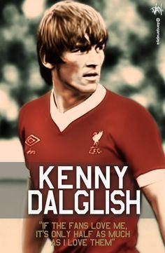 King Kenny...Our KK Ynwa xxx