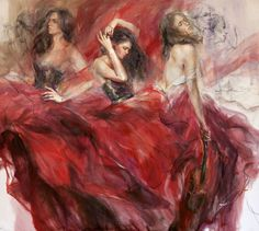 New Collection 2015 - Garnet Melody by Anna Razumovskaya