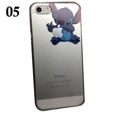 SAKO for iPhone 5C Disney Cartoon Lilo and Stitch Playing/ Grabbing Apple logo Cute Clear Case Cover for Iphone 5C Xmas Gift (Stitch05 for 5C) SAKO http://www.amazon.com/dp/B00LO5U74O/ref=cm_sw_r_pi_dp_Yl.aub0SS6PJG