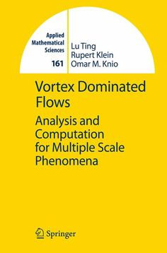 Vortex Dominated Flows: Analysis and Computation for Multiple Scale Phenomena